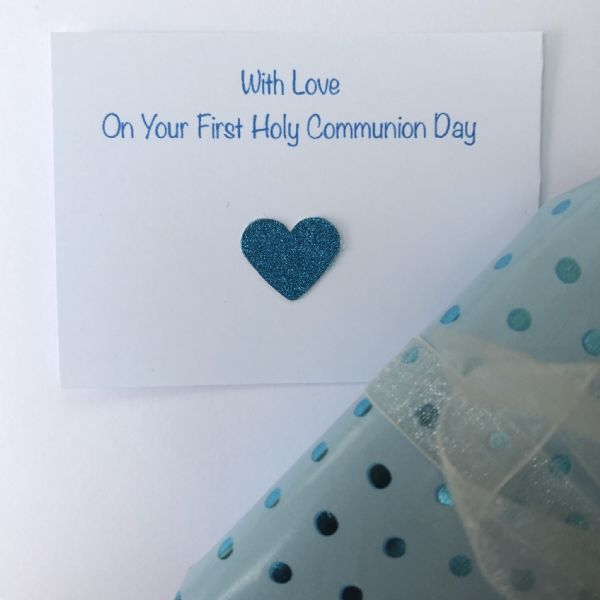 Holy Communion gift for a boy